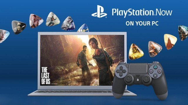 Stream PlayStation Now games on PC