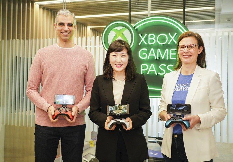 Microsoft, SK Telecom partner for Xbox Project xCloud