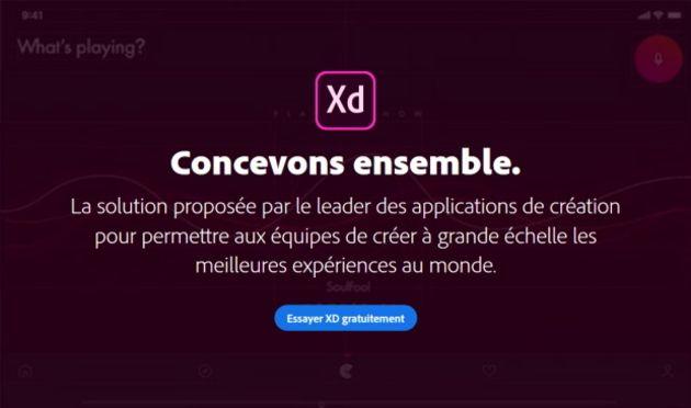 Accessibilité: Adobe montre la