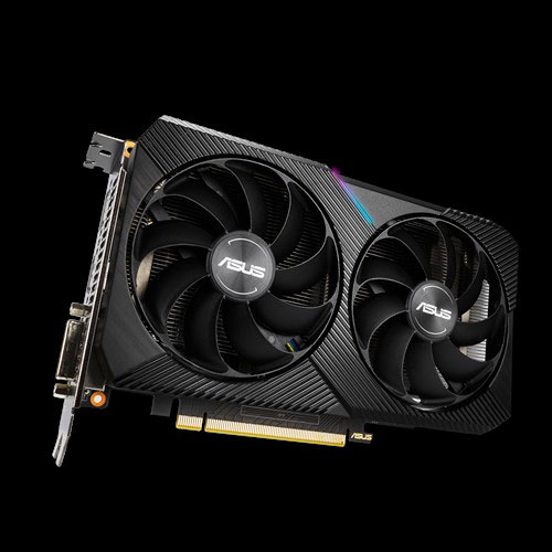 Dual GeForce RTX 2060 (DUAL-RTX2060-6G-MINI)