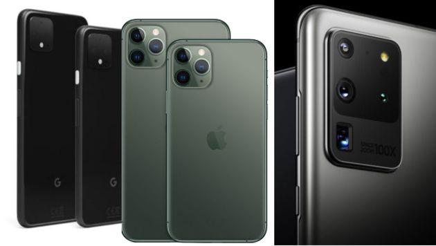 Galaxy S20 Ultra vs. iPhone 11 Pro Max vs. Pixel 4 XL : comparaison des spécifications, des prix et des fonctionnalités