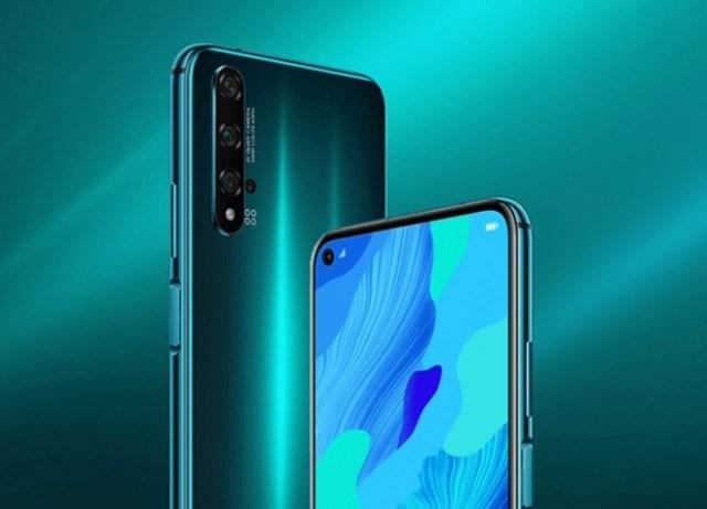 Huawei unveils Crush Green nova 5T