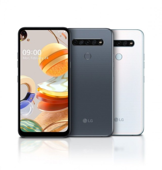 LG announces K61, K51S and K41S with 6.5-inch screens, 4,000mAh batteries