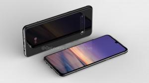 LG G9 (CAD-based renders)