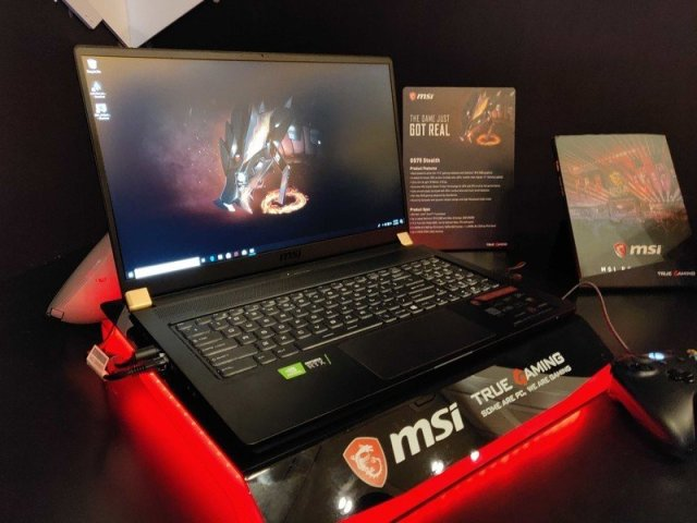 MSI GS75 Stealth