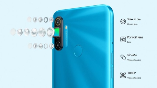 Realme C3 with triple camera and fingerprint reader goes official