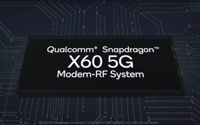 Qualcomm Snapdragon X60 5G Modem-RF System