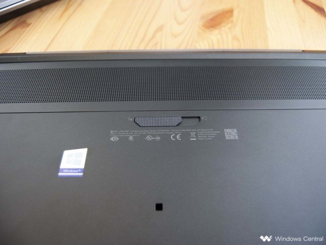 HP ZBook 15 G6 toolless entry