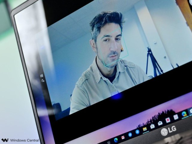 Lg Gram 17 2020 Webcam Video