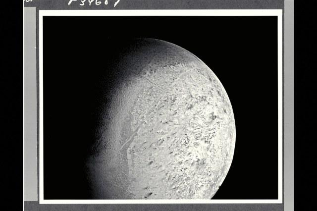 broad view of Triton