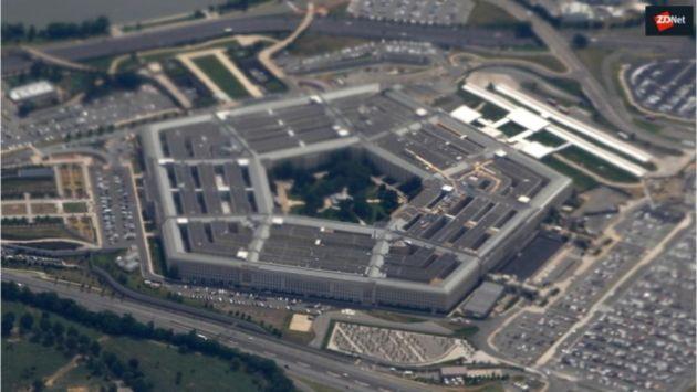 Une violation de données au ministère de la Défense américain