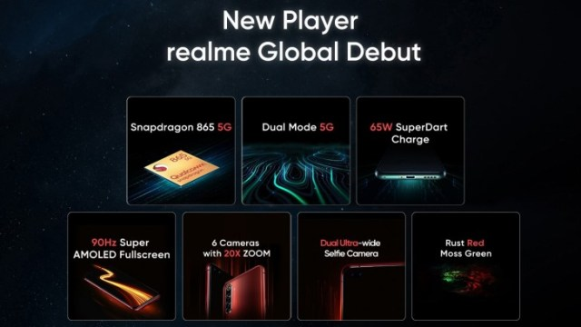 Watch the Realme X50 Pro 5G announcement live here