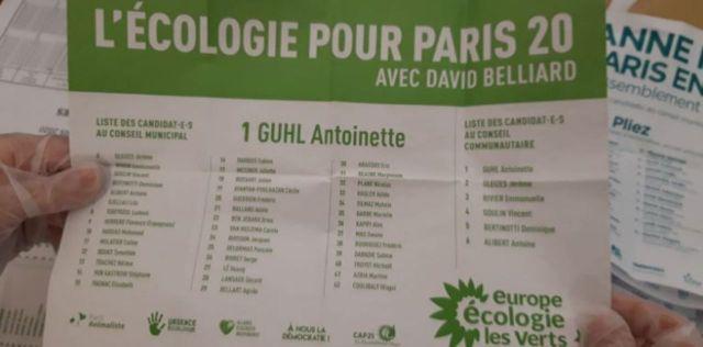 Il n'y a que 6 noms au lieu de 8 pour les candidats au conseil communautaire sur ce bulletin. Il doit être considéré comme nul. LP/Carole Sterlé