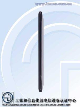 Samsung Galaxy A71 5G Left