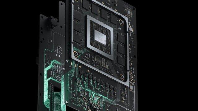 Xbox Series X Board