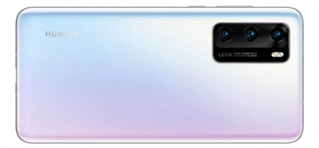 Huawei P40 Pro unveiled with 5x tele cam, 90Hz screen and 40W wireless charging, P40 follows