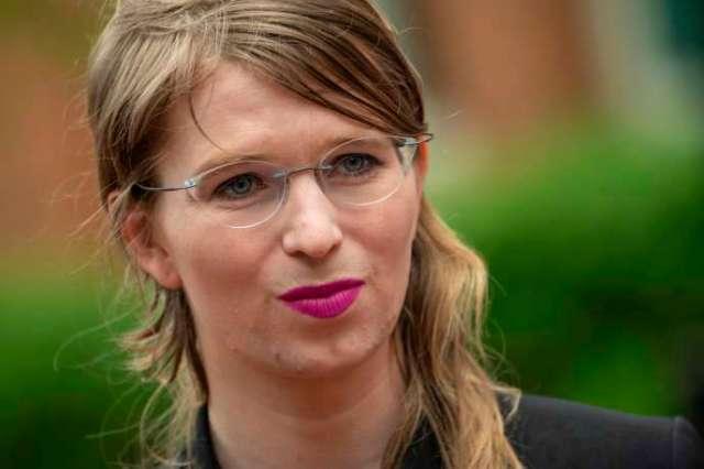 Chelsea Manning à Alexandria, en Virginie, en mai 2019.