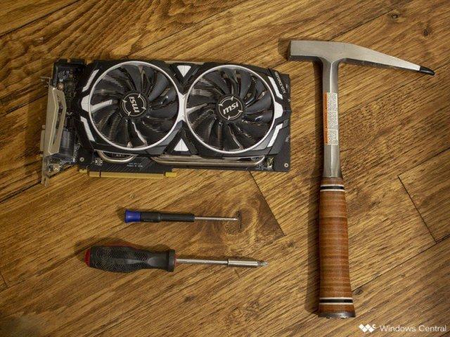 Geforce Card Tools