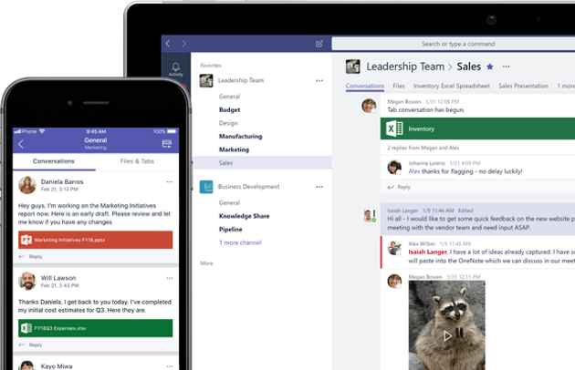 Microsoft Teams en panne en Europe