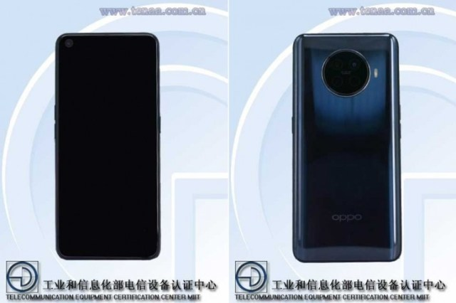 Oppo Reno Ace 2 full specs revealed by TENAA