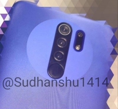 Alleged Redmi 9 (click for full size image)