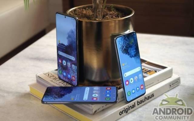 Samsung Galaxy S20 Update