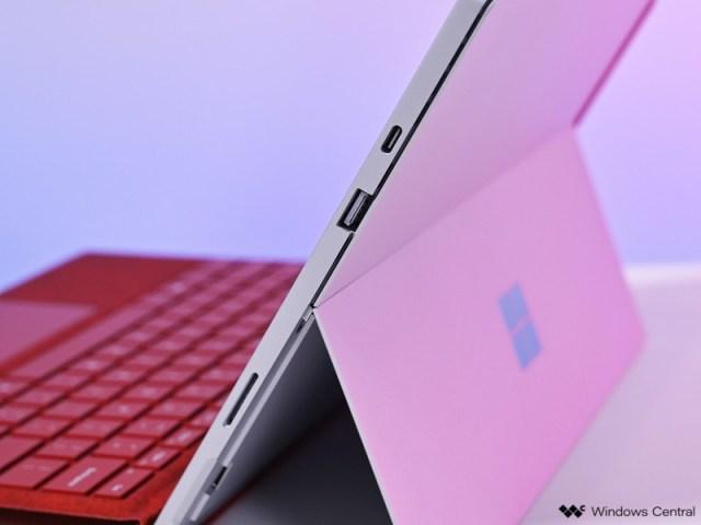 Surface Pro 7 Type-C