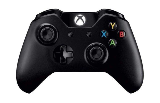 Manette de la Xbox