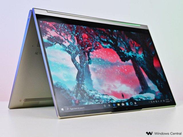 Lenovo Yoga C940 2020 Tent
