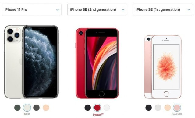 Apple iPhone SE (2020): random thoughts