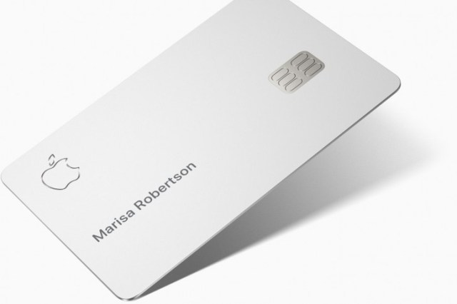 Apple will let Apple Card users defer their March and April payments