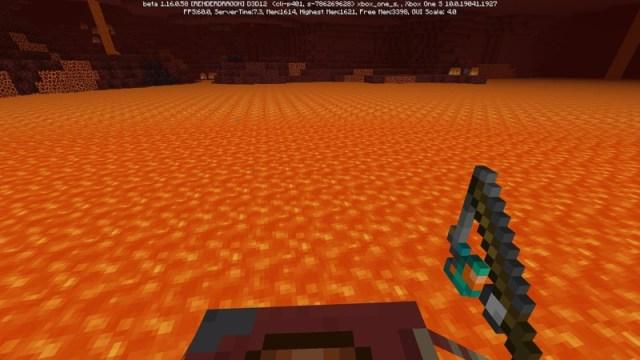 Minecraft Nether Update Beta Strider