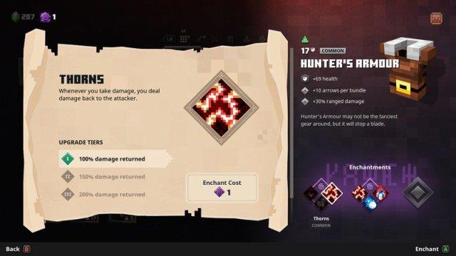 Minecraft Dungeons Hunters Armor