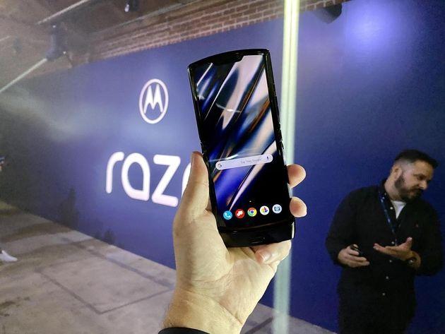 Motorola teases un événement virtuel le 22avril