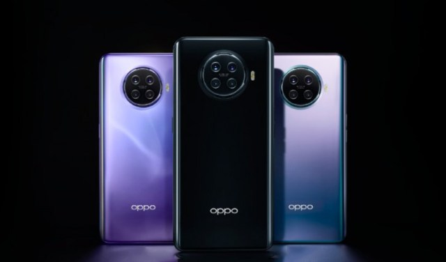 Oppo Ace2 is here with Snapdragon 865, quad cameras and 40W wireless charging
