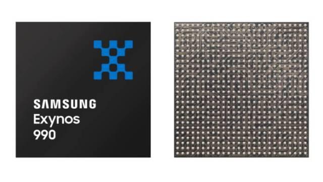 Samsung Exynos 990 Mobile Processor