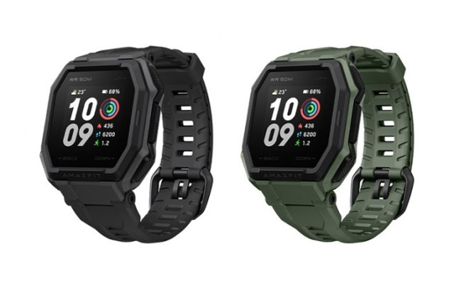 Amazfit Ares announced, brings rugged design and up to 2 weeks of battery life