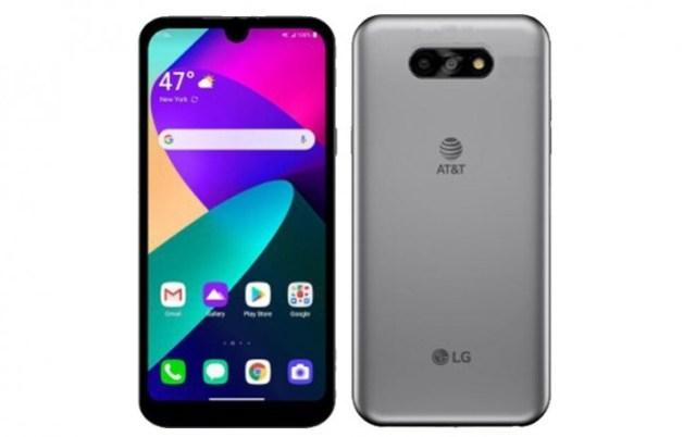 Budget LG Phoenix 5 leaks ahead of immintent launch