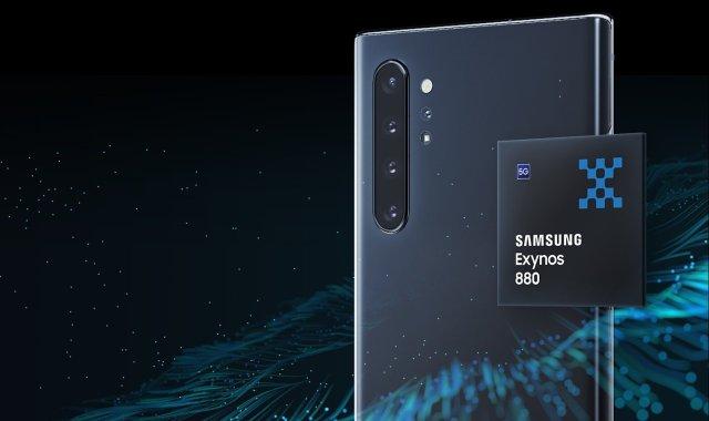 Samsung Exynos 880 Camera ISP