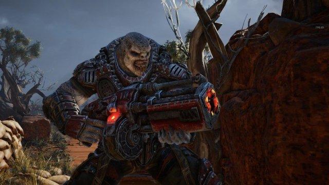 Gears Tactics Boomer