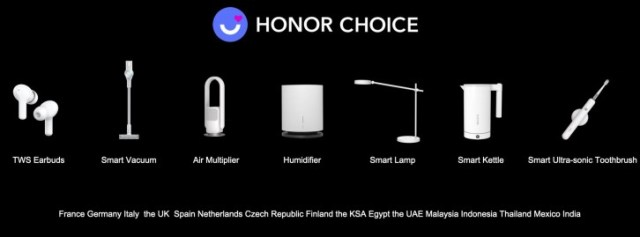 Honor Router 3 and X1 TWS headset unveiled, MagicWatch 2 gets an Artist Edition