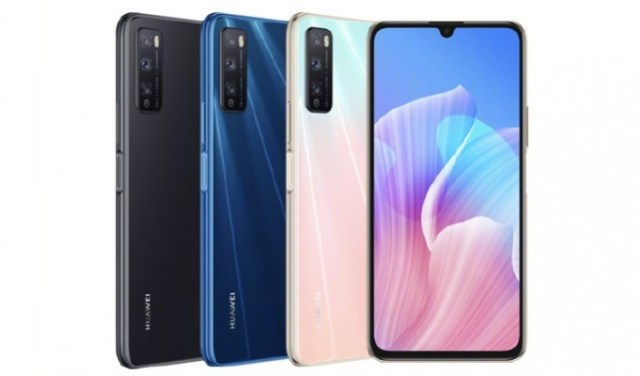 Huawei Enjoy Z 5G brings 90Hz display, Dimensity 800 SoC and triple cameras