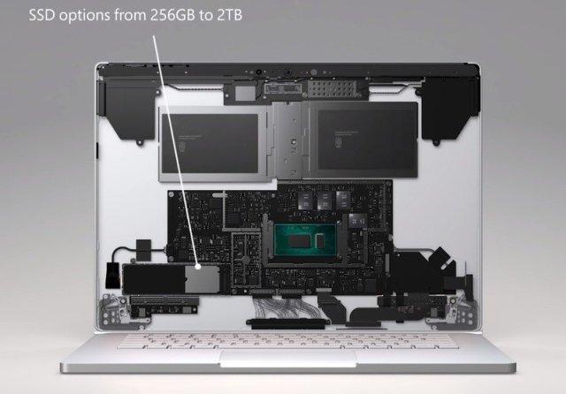 Surface Book 3 Display Teadown