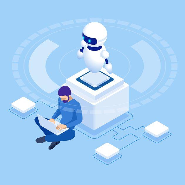 L'IA se développe, mais elle a toujours besoin de l'humain