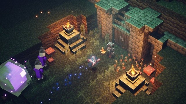 Minecraft Dungeons New Screens