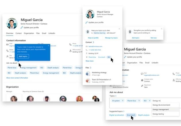 Microsoft veut développer son service de gestion des connaissances «Project Cortex»