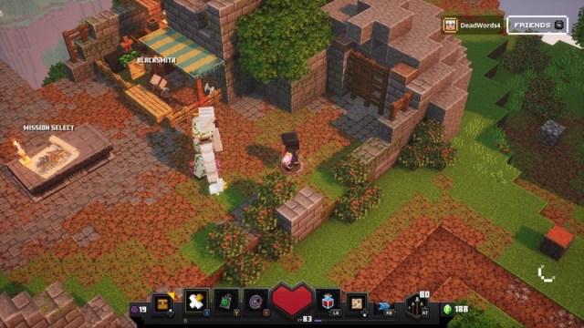Minecraft Dungeons Mobs Iron Golem