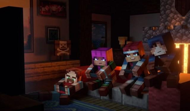 Minecraft Dungeons Co Op