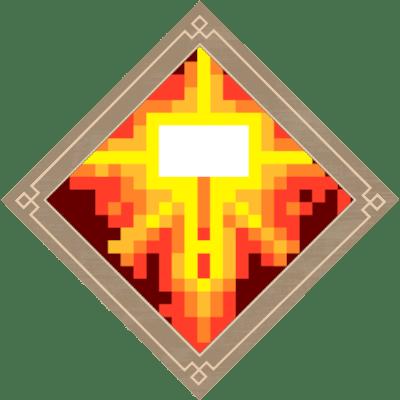 Minecraft Dungeons Radiance Enchantment