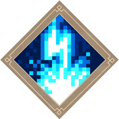 Minecraft Dungeons Thundering Enchantment